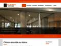 Détails : Cloison Amovible Maroc | Meilleur fabricant du cloison