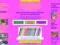 Stylos et crayons personnalisables en petites quantités et pas chers pour particuliers et entreprises