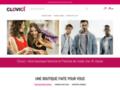 Détails : Boutique en ligne Clovici