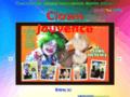 Clown a domicile, spectacle clown a domicile