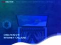 C&D Creation,  Site Internet  Toulouse