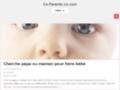 Détails : Co-Parents.co.com, la meilleure option pour fonder une famille.