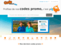 Réductions, codes reduction, codes promo, ...
