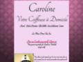 Caroline votre Coiffeuse à domicile sur NIC