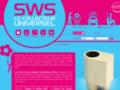 Collecteur de goutti�re universel SWS
