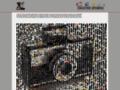 Site #4043 : Collection d'appareils photo par Sylvain Halgand