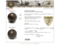 Collection football : vente de ballon de football en cuir