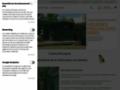 Détails : Volières extérieures pour perroquets et perruches