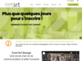 Ecole de Communication et d'Arts Appliqu�s - Paris | COM'ART