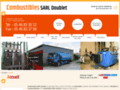 Combustibles Alain Doublet, Vente de combustibles