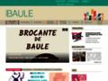 baule sur www.commune-baule.fr