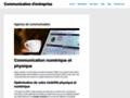 Détails : Agence experte en communication physique et numérique