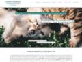 Comportementaliste animalier Nantes 44 Loire Atlantique - Audrey Marquet