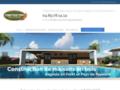 Détails : Construction bois bagnols en foret