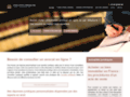 Voir la fiche détaillée : Consultation  juridique et conseil avocat en ligne