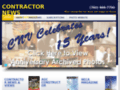 Contractor News & Views