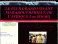 Détails : LE PLUS GRAND VOYANT MARABOUT SÉRIEUX DE L'AFRIQUE Luc ZOGBO