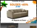 Détails : Achat d'un canapé-lit