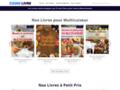 Détails : Achat de livre de recettes de cuisine Cookeo