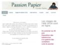 passion papier