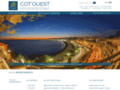 IMMOBILIER ALPES-MARITIMES 06 : Agence immobilière Cot_ouest Immobilier à Nice