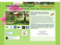 Les Cottages en Périgord, chalets location, parc vacances Dordogne Perigord Locations insolites