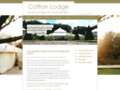Détails : Cotton Lodge