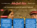 cours theatre sur www.cours-theatre-gerald-hubert.com