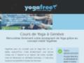 Yogafree: cours collectifs de yoga (Genève)