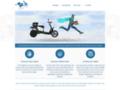 Détails : Coursier Moto