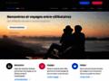Détails : COVIAGO  : voyages pour célibataires