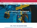 Cpl Composites Maine et Loire - Saumur