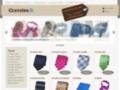 Détails : Cravate personnalisée