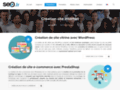 EB Cr�ation site internet Paris