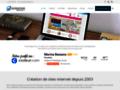 Thumb de Création de site internet mf