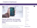 Détails : Créations Graphiques, votre guide internet