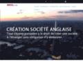 Création Société Anglaise