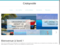 site http://www.croisyvoile.com