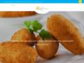 Détails : Croquettes aux crevettes et autres produits de qualité