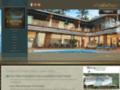 Capture du site http://www.crystal-villas-samui.fr