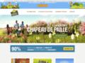 Chapeau de Pailles Val d'Oise - Puiseux Pontoise
