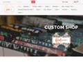 Custom Shop - Accessoires et produits de lutherie