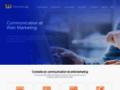 Détails : Communication web
