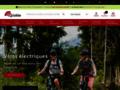 Capture du site http://www.cyclable.com