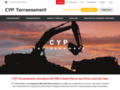 CYP Terrassement, entreprise de VRD à Saint-Pierre-sur-Dive, près de Caen