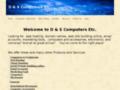 D & S Computers Etc