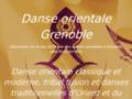 Danse orientale grenoble