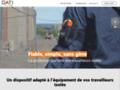 Détails : Dati Plus, dispositif pour protéger les travailleurs isolés