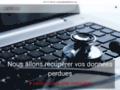 Détails : Récupération de données sur disque dur