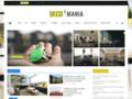 Détails : Decomania creations graphiques-gif applet,des animations flash et des fonds d'ecran,des polices et d